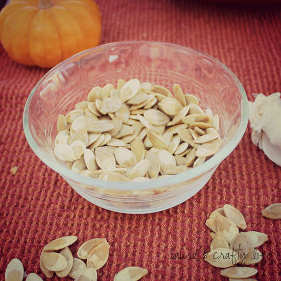 roasted pumpkin seeds square