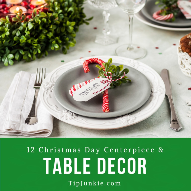 Fun Christmas Table Decorations: 17 Fun Things To Do On Christmas Eve And Christmas Day
