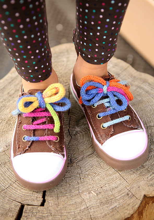 How to Make Shoelaces