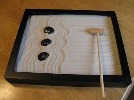DIY Zen Garden Here Is A Fun Gift For Men Boss Or Co Worker Perfect Birthday Fathers Day It Might Be To Also