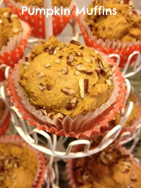 Christmas Morning Muffins
