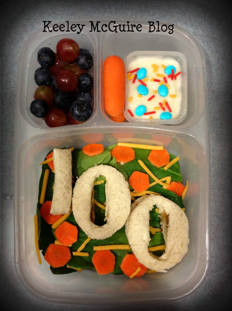 100th Day Snackj