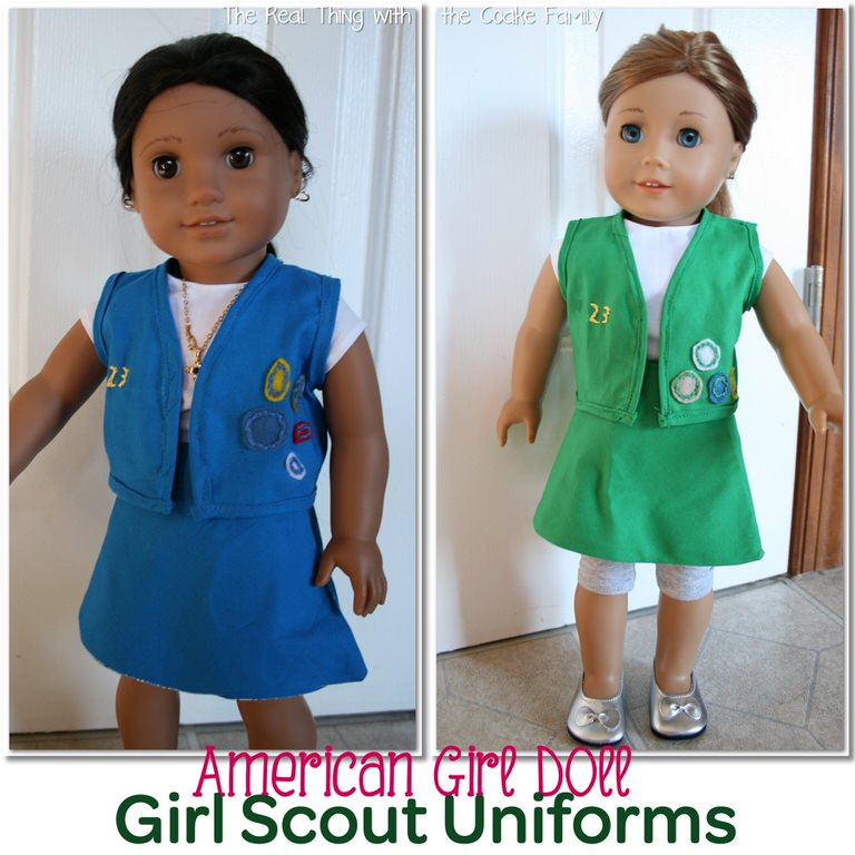 Free American Girl Doll Patterns - Page 001
