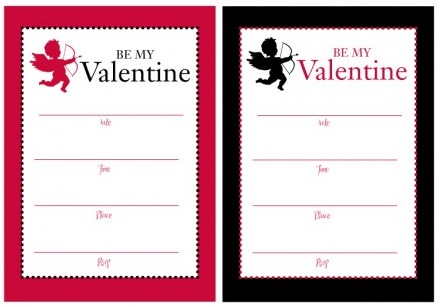 Valentine Party Printables