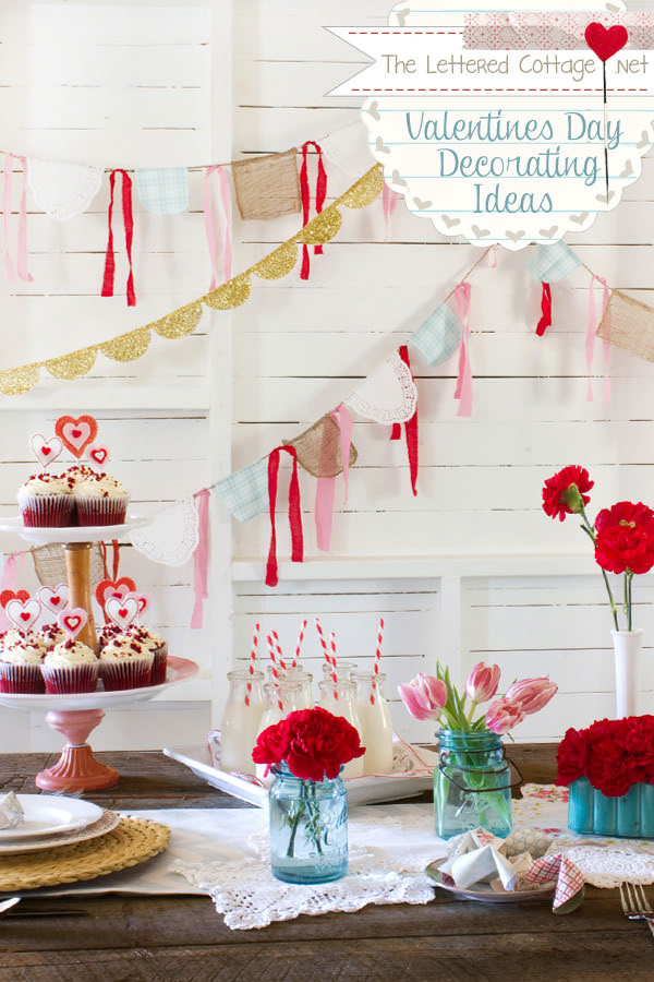 Creative ideas for valentines day decorations tip junkie