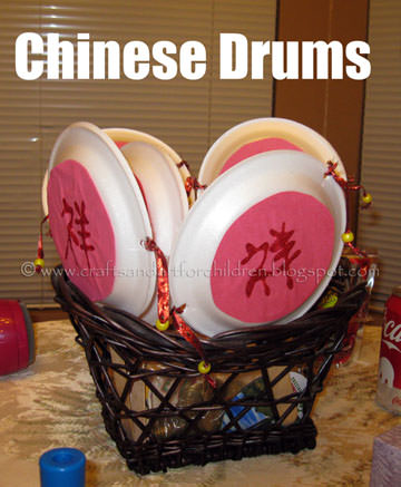 How to Make Chinese Drums