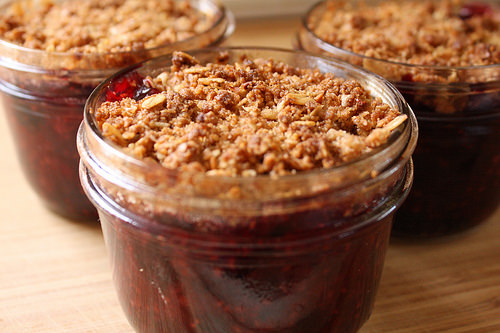 Pie in a Jar