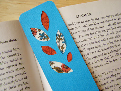 Bookmarks with a Vintage Feel