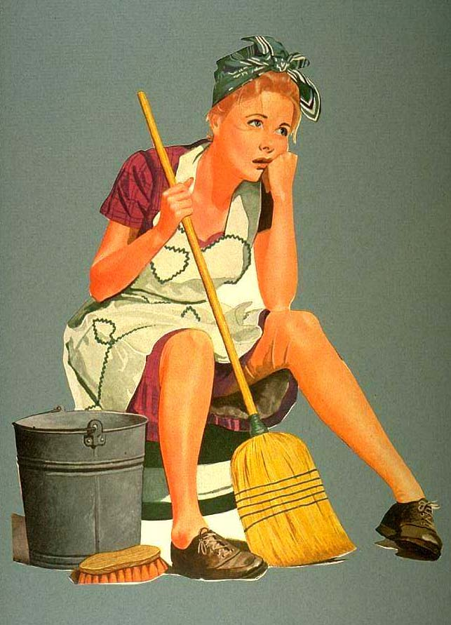 Cleaning-House-Clipart