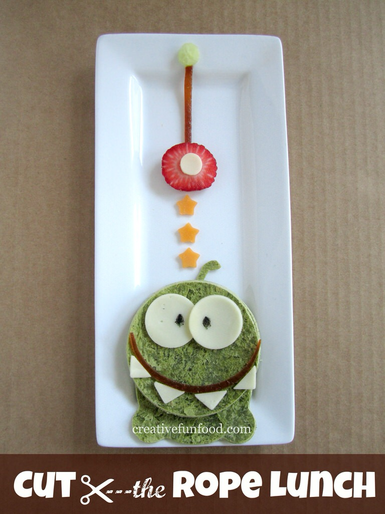 Cut the Rope Lunch 2