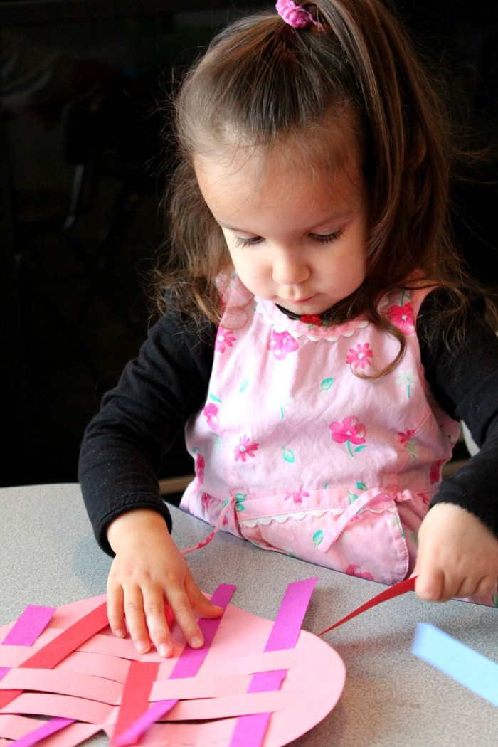 Crafts For Kids Valentines