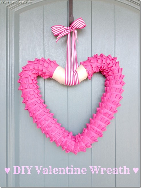 31 Creative Ideas for Valentines Day Decorations | Tip Junkie