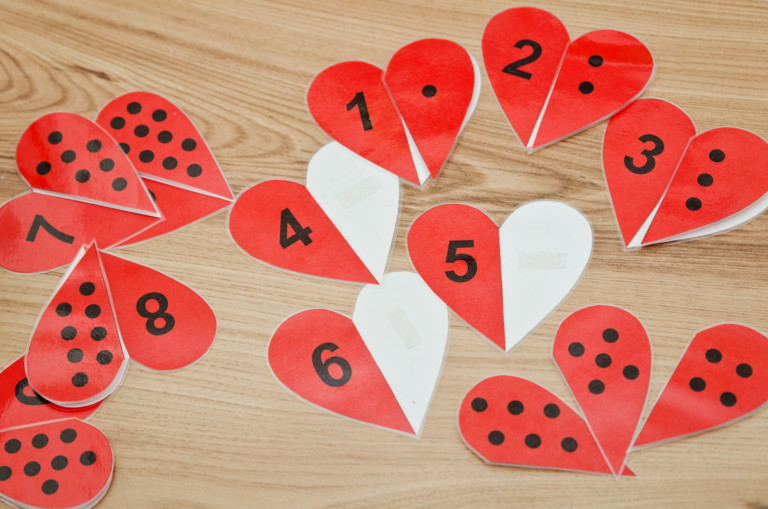 free printable preschool valentine crafts
