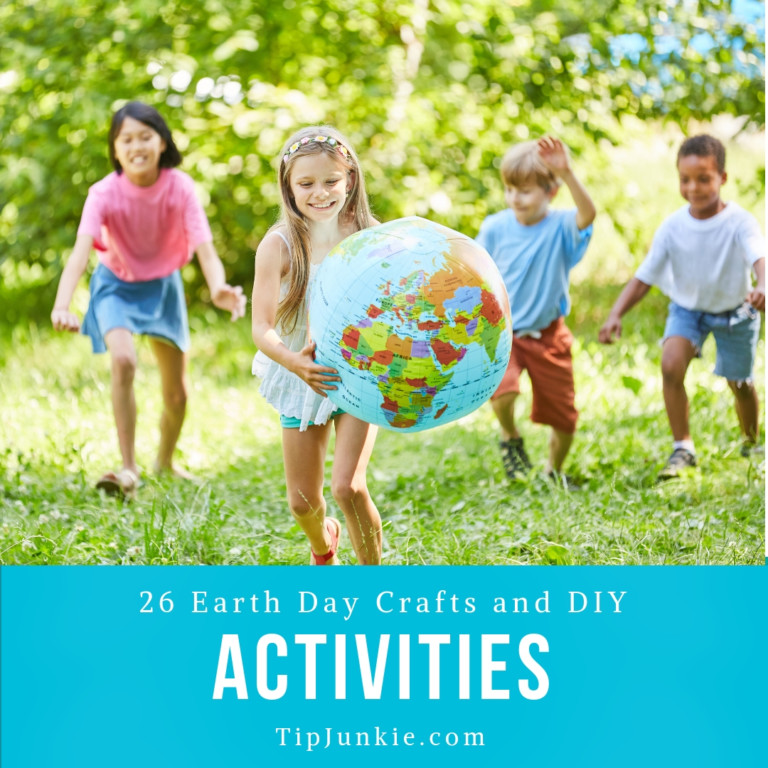 26 Earth Day Activities on Tip Junkie