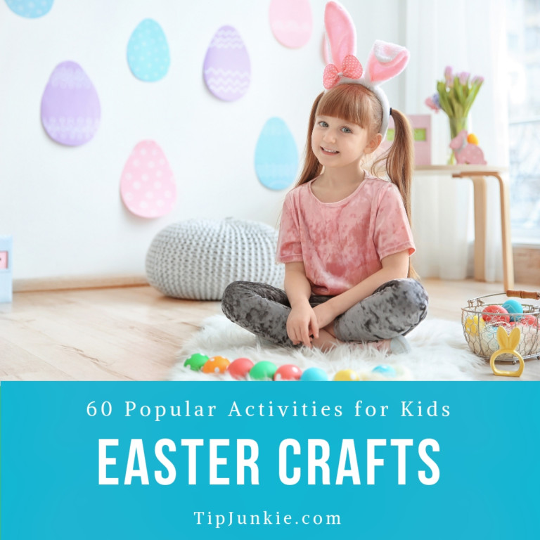 68 Popular Easter Crafts and Activities For Kids