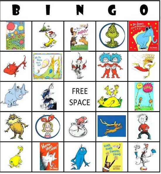 49 printable bingo card templates tip junkie dr seuss bingo print and laminate these dr seuss bingo cards for extended use fish crackers make perfect place markers solutioingenieria Images
