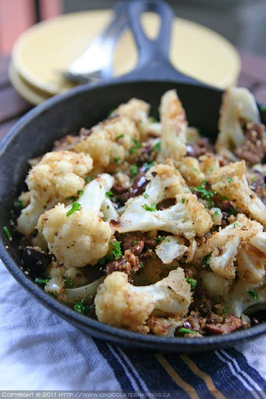 Cauliflower Recipe
