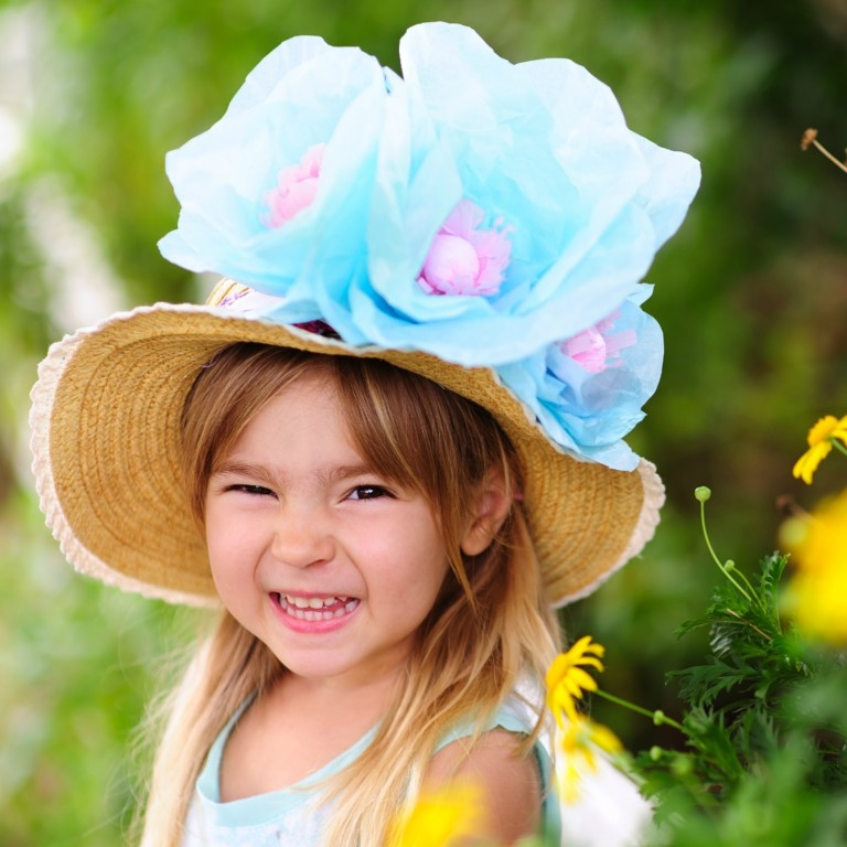 DIY Easter Bonnet