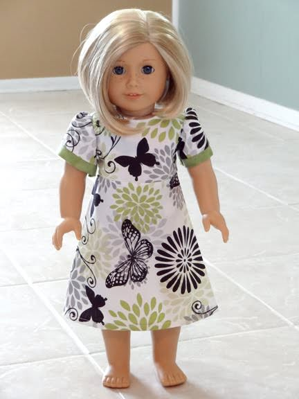 American Girl Doll Pattern