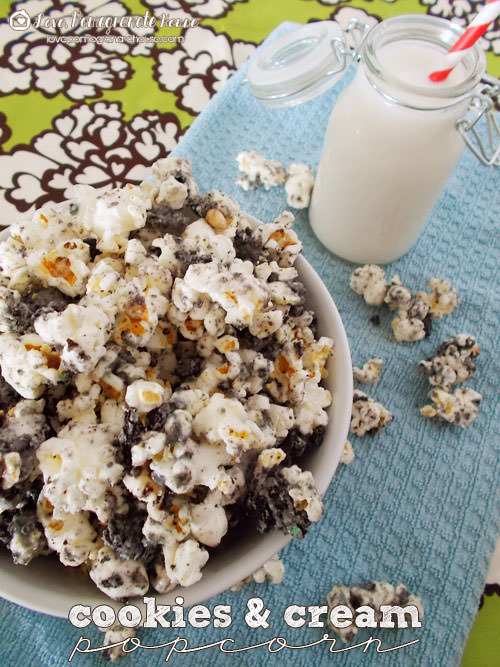 Chocolate Popcorn Recipe