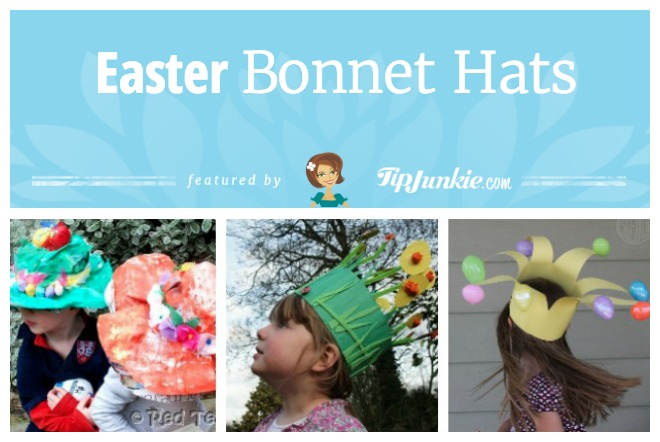 Easter Bonnet Hats