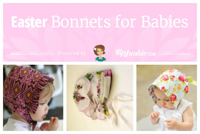 Easter Bonnets for Babies