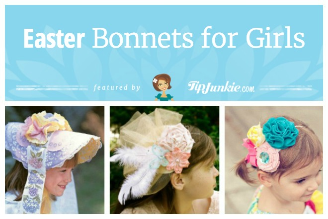 Easter Bonnets for Girls
