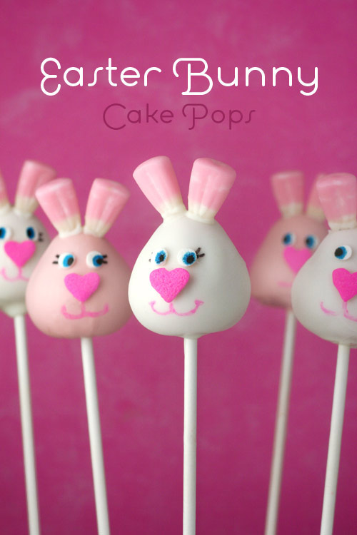 Easter Cake Pops recipe how to
