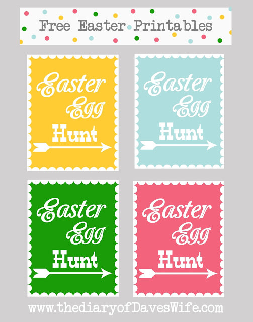Amazing Easter Eggs And Easter Egg Hunt Tutorials  Tip Junkie