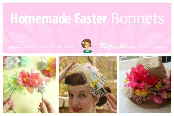 Homemade Easter Bonnets