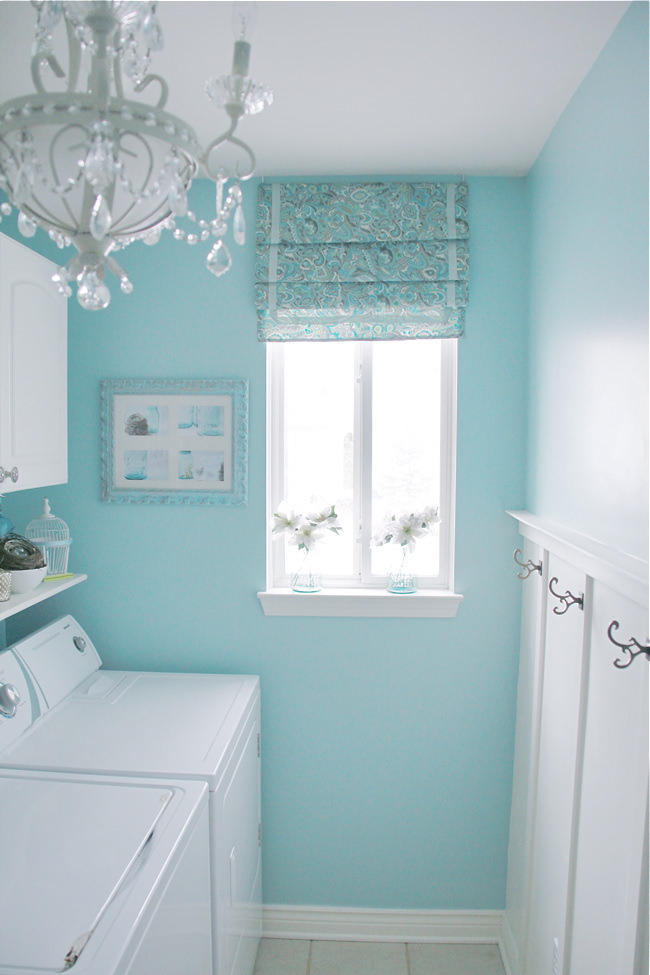 Laundry Room Refresh {Laundry Room}