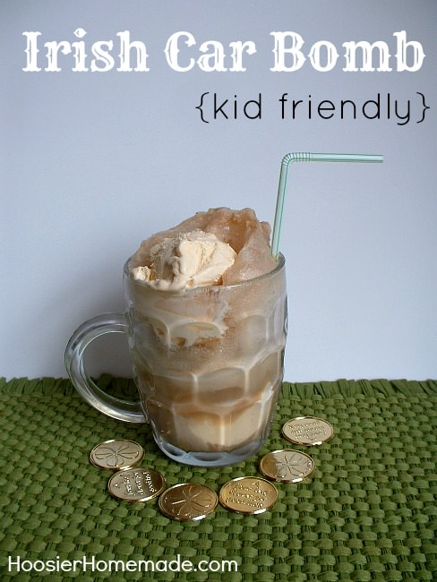 Irish Car Bomb {kid friendly}
