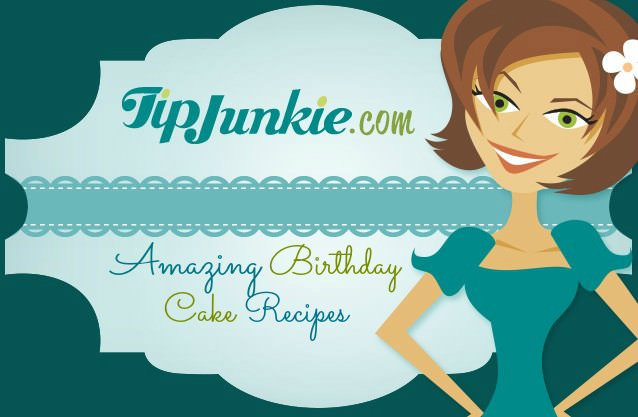 Amazing Birthday Cake Recipes  {for boys, girls, adults}