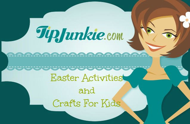 easter activities and crafts for kids