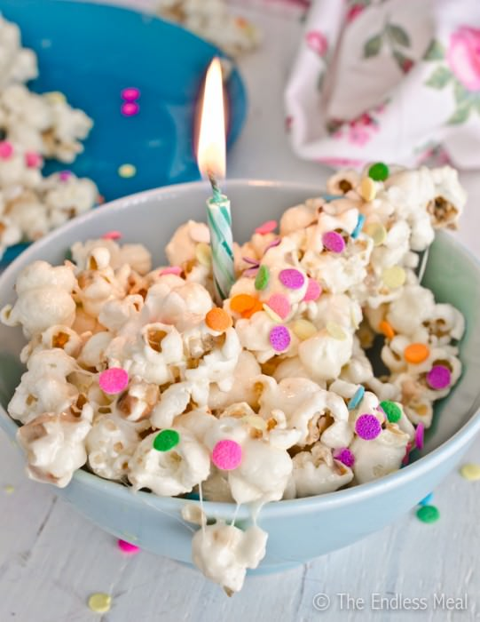 Marshmallow Popcorn Recipe