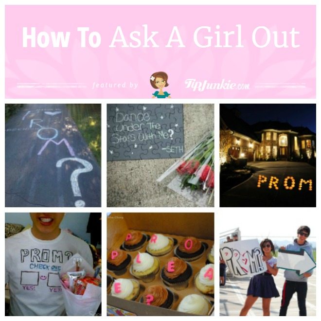 ways to ask out girls