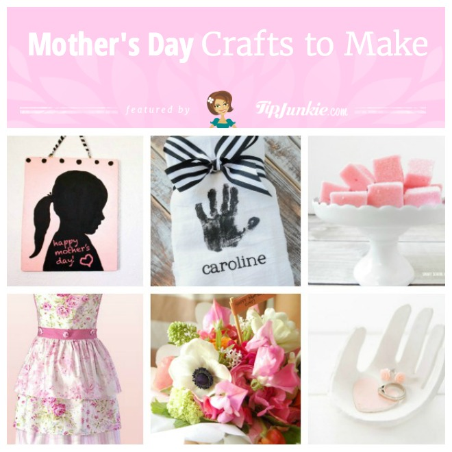 Mother's Day Crafts to Make