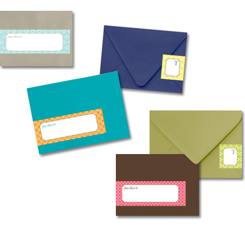 Printable Address Labels