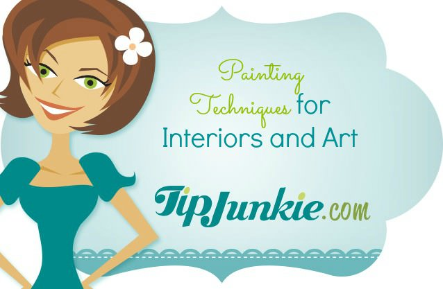 Painting Techniques for Interiors and Art