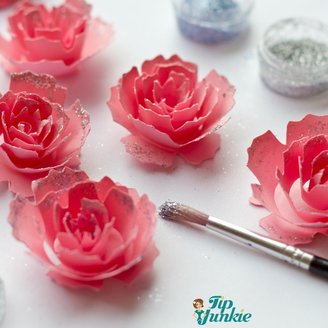 38 How To Make Paper Flower Tutorials So Pretty Tip Junkie