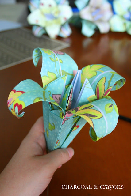 38 How To Make Paper Flower Tutorials Tip Junkie