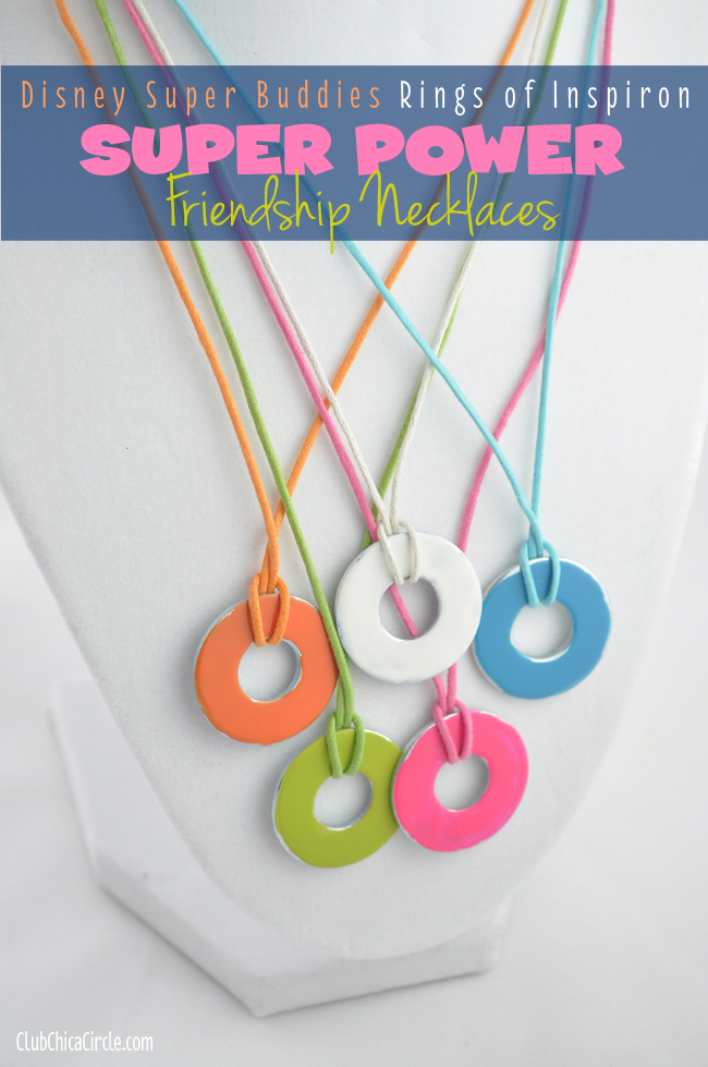 superpower friendship necklace
