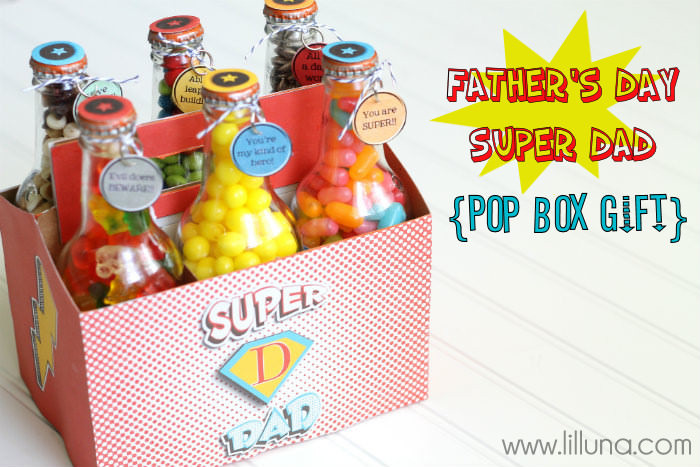 Super Dad Pop Box Set