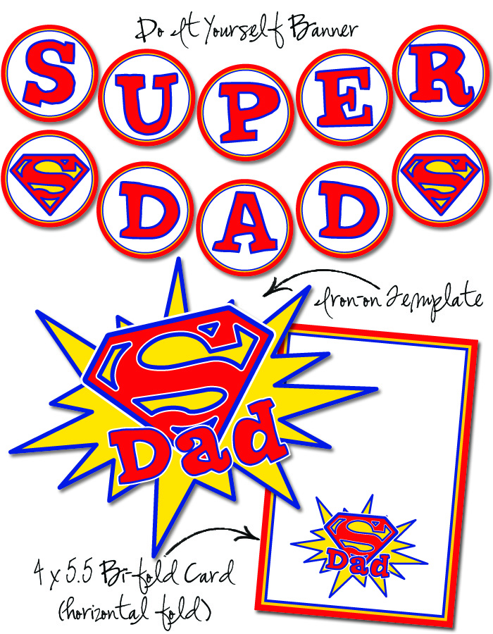 29 best fathers day printables cards gifts and decor tip junkie printable fathers day crafts yadclub Gallery