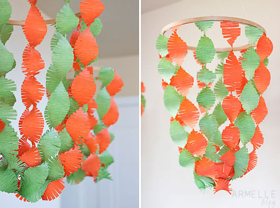 How to Make Paper Fringe