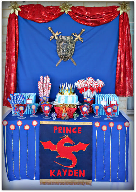 Prince Party Ideas
