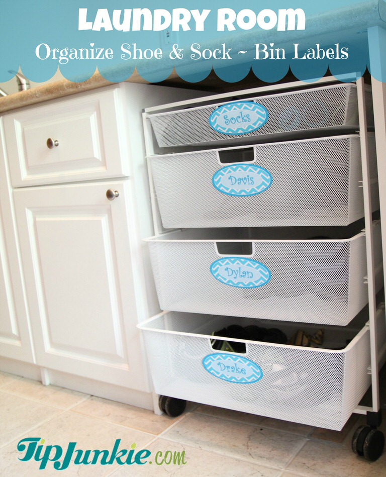 Laundry room oval
