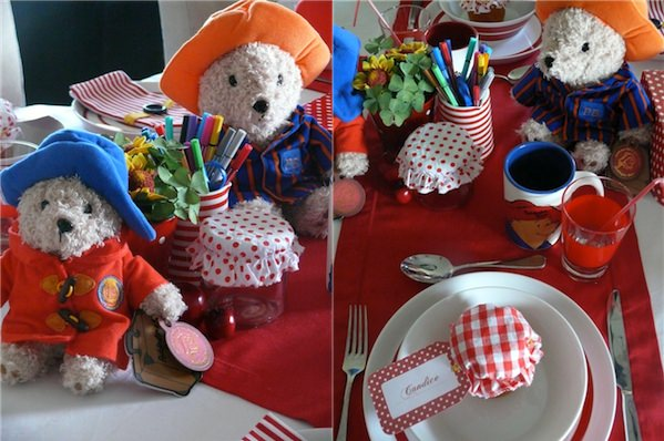 Paddington Bear Party Ideas