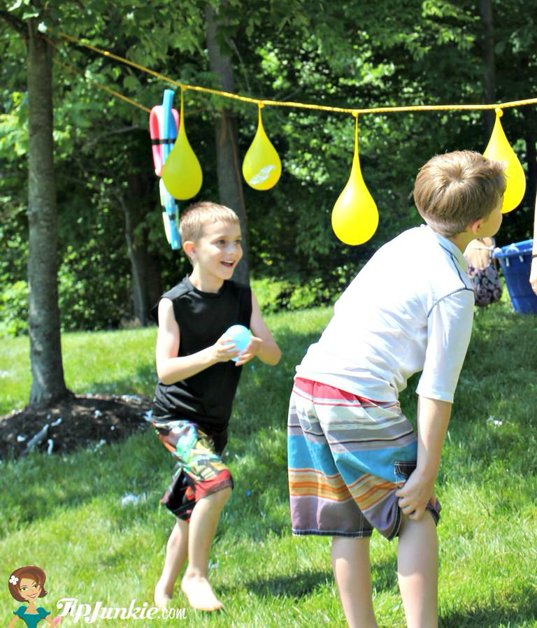 Summer Party_Water_Baseball8_TipJunkie