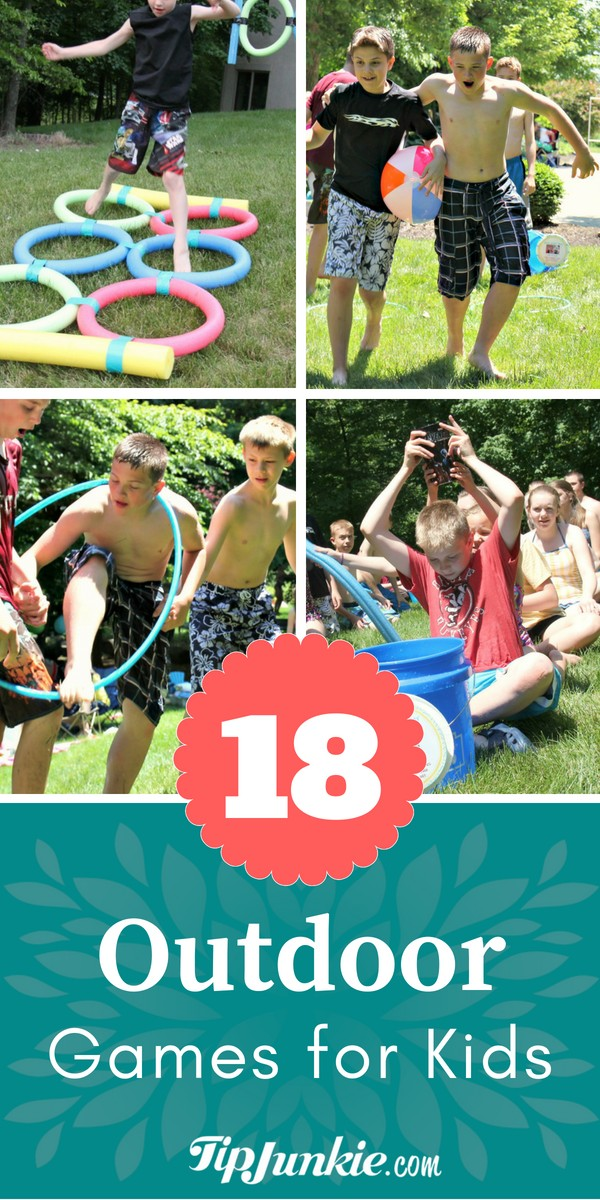 18 Outdoor Activities with Kids Perfect for Summer-Square